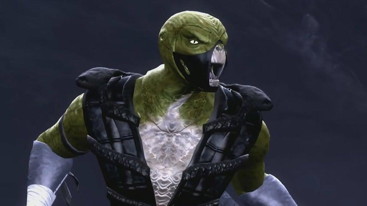 Reptile mortal kombat costume - photo#20