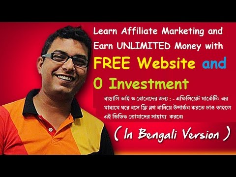 How to Start Affiliate Marketing and Earn UNLIMITED Money with FREE Website and ZERO Investment