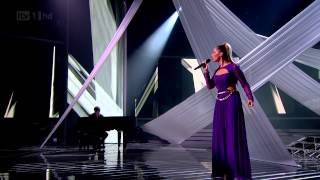 Leona Lewis - Trouble @ The X Factor Results 121007 [HD]