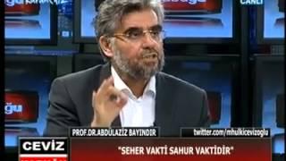 Prof  Dr  Abdulaziz Bayındır   Diyanet Bu Soruya Cevap Veremez... 2017 Video