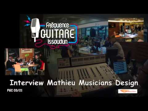 FGI 03/21 Interwiew Mathieu Musicians Design