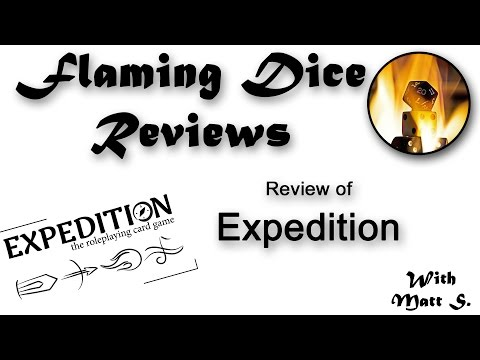 Expedition: The Roleplaying Card Game Review