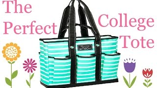 Scout Bag Review | The Perfect College Tote