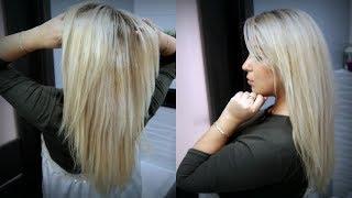 Farby na włosy- czyli jak sama uzyskuję ombre w domu