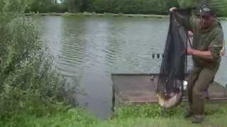 Karpervissen op afstand - Hengelsport De Poorter- Jacht en visvangst tv