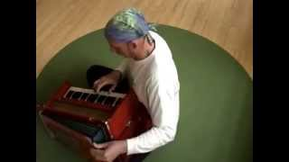 Cool Harmonium Performance: Instrunment used in almost all genres in India music