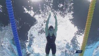 Ye Shiwen Wins 200m Individual Medley Gold - London 2012 Olympics