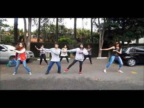 Soulja Boy - Crank That - Dance Cover