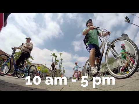 Long Beach Presents Beach Streets Downtown