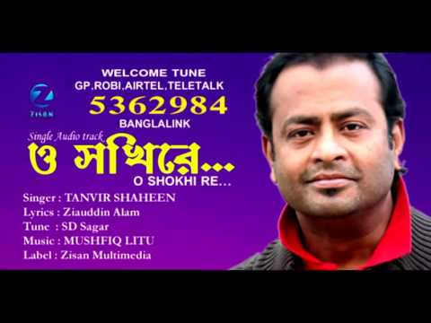 SHOKHI RE by Tanvir Shaheen Bangla New Audio Song 20160