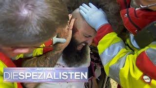 Edward mit den Zitterhands: Mit dem Säbel durch den Kopf | Die Spezialisten | SAT.1 TV