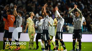 Monterrey vs. América emocionan en una tarde de goles y ¡Polémica Arbitral! | Telemundo Deportes