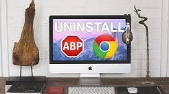 How to Uninstall AdBlock on Chrome