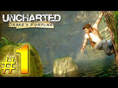 Uncharted -Ep 1- El diario de Drake