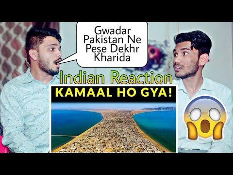 CPEC City GWADAR Interesting Facts | History Of Gwadar - M Bros Reactions