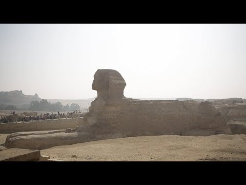 Egypt Invests Millions to Boost Tourism in Giza Pyramids Area