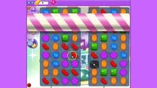 Candy Crush Saga DreamWorld level 210