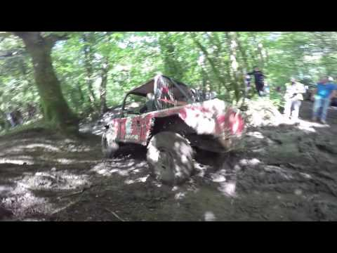 All footage of the Mudslingers August Trial CC-BY-NC