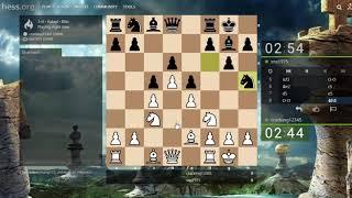 Chess online 3: Quick winning