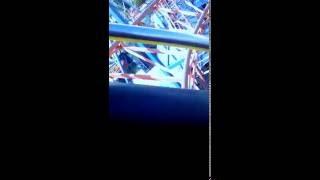 Американская горка в Новосибирске. Аттракцион Галактика(Эта очень крутая горка, немного страшновато. Длина трассы – 460 м. Максимальная высота подъема – 14 м. Посадоч..., 2016-07-04T07:55:18.000Z)