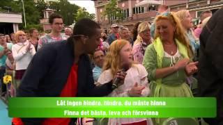 Allsång: Panetoz - Dansa Pausa - Lotta på Liseberg (TV4)
