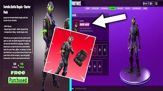 *NEW* How to DOWNLOAD 'Rogue Agent Starter Pack' in Fortnite! - FREE Rogue Agent Skin! (FREE SKIN)