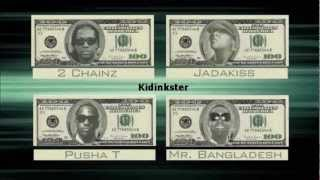 Mr. Bangladesh - 100 ft ( Pusha T, Jadakiss & 2 Chainz )