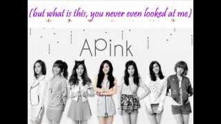APink - Boy