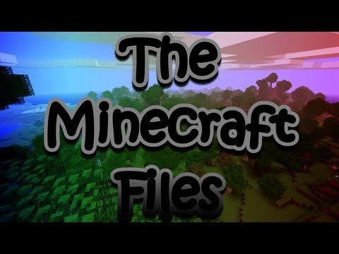 The Minecraft Files - #43: Minecart Tracks, Waterfall Homes, and Creepers