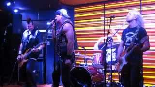 GOOD GUYS WEAR BLACK - TUFF - Monsters of Rock Cruise 2014
