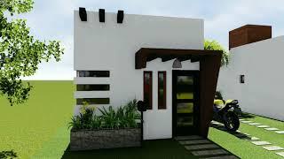 Casa Sustentable de 20m2