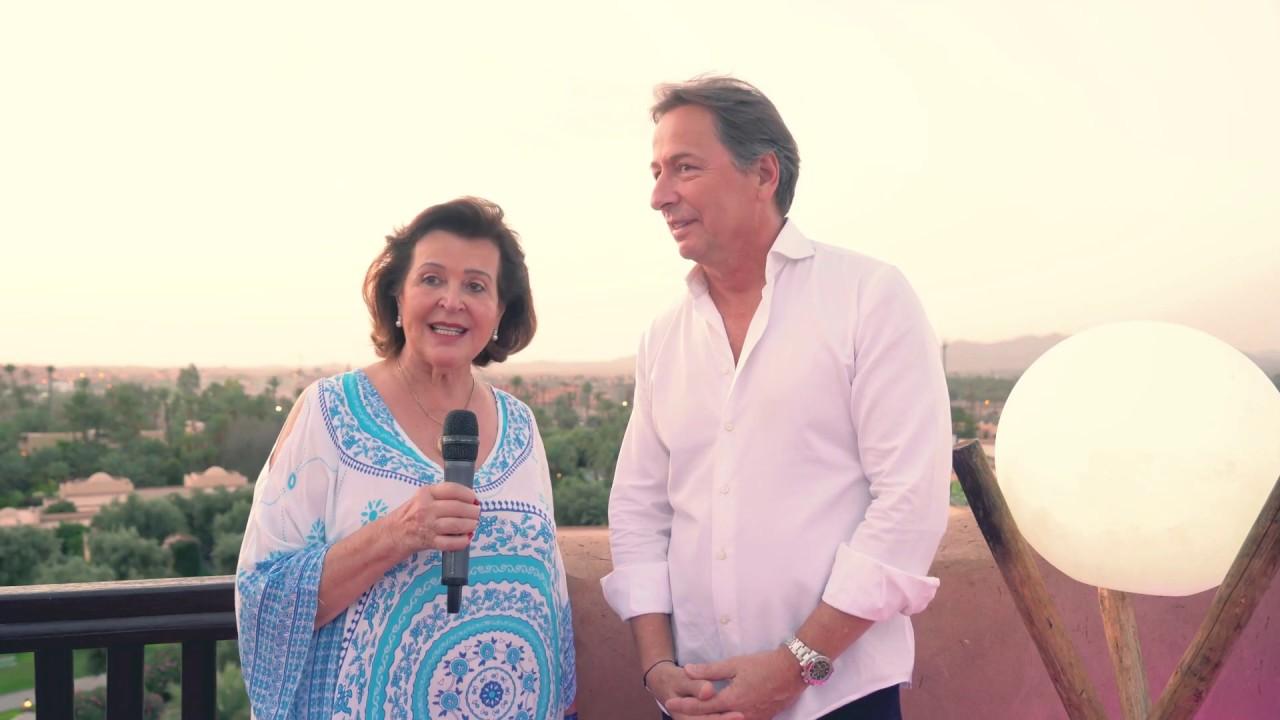 Luxo em Marrocos