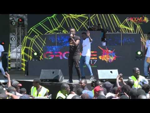 Ben Cyco ~ Groove Tour 2017 Eldoret Performance.