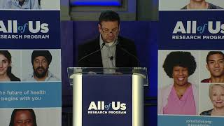 All of Us Research Program | Kansas City Live Launch Event - Norberto Flores Signs Off