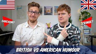 Humour! British VS American