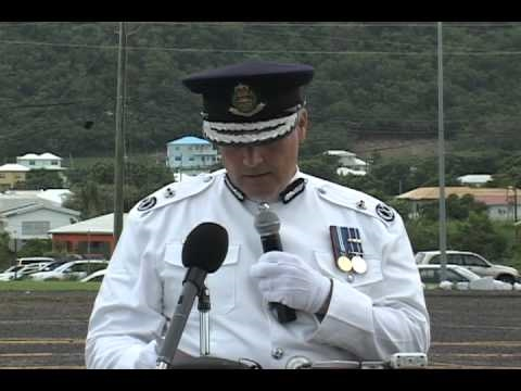 The Royal Police Force of Antigua and Barbuda appoints new Commissioner