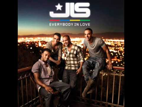 JLS  Everybody in Love  Instrumental