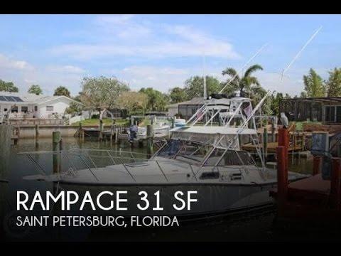 [UNAVAILABLE] Used 1987 Rampage 31 SF in St. Petersburg, Florida
