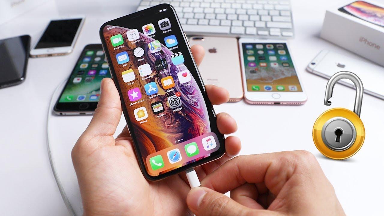 719b0c75bb7 Como Liberar iPhone XS - Desbloquear CUALQUIER iPhone XS / XS MAX ...