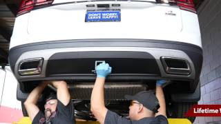 2018-2019 Volkswagen Atlas EcoHitch Installation