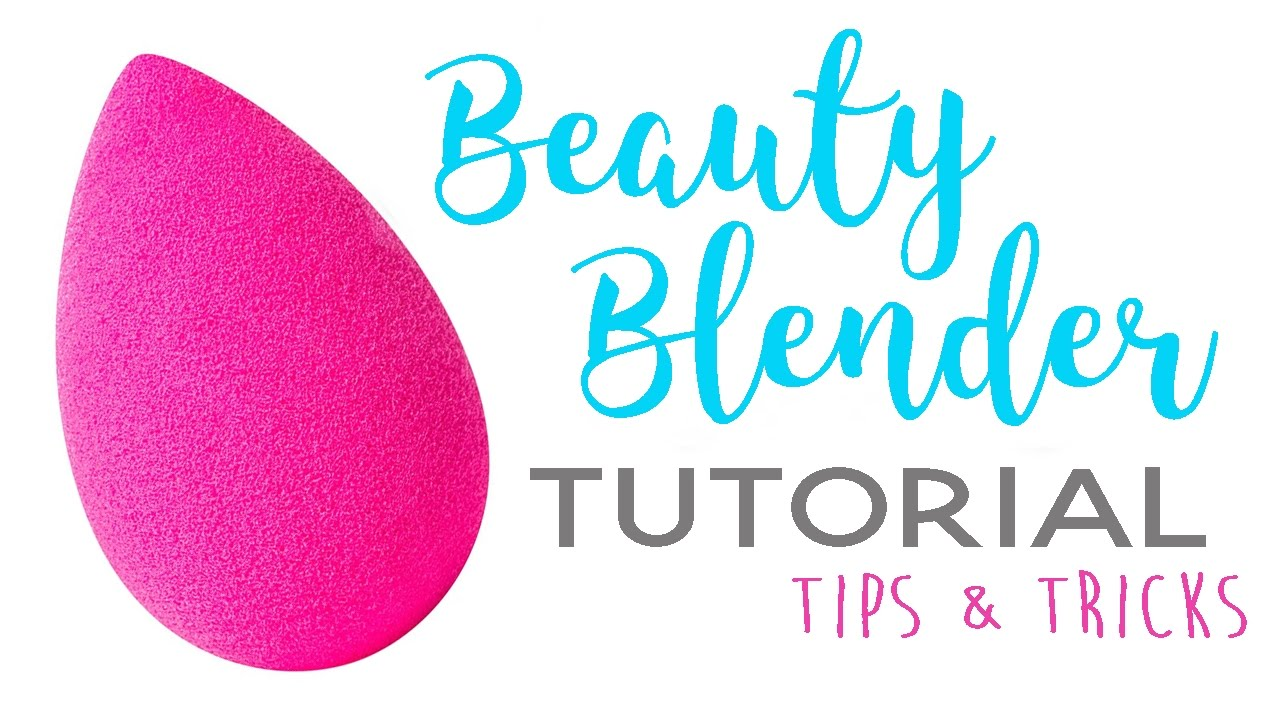 How to Use a Beauty Blender  Tips & Tricks  Angela Lanter