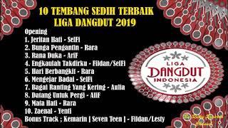 Gambar cover 11 LAGU DANGDUT SEDIH YG MENGURAS AIR MATA - Dari Suara2 Emas Anak Negri Di LIGA DANGDUT INDONESIA