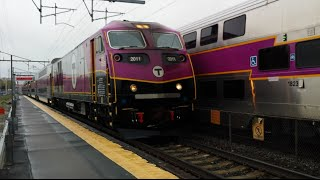 Amtrak and MBTA Trains & more from Mansfield and Providence
