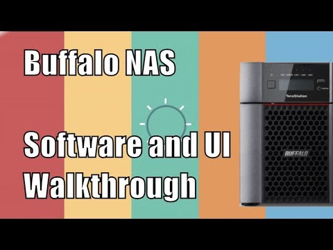Buffalo TeraStation NAS Software, UI, Backup Apps And Software Guide