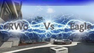 oRWo vs. Eagleye00 | BO2 COMPETITIVE SNIPING 1V1