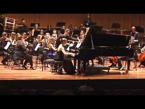 """Kevin Puts Piano Concerto """"Night"""" mvt.1 (Part 1 of 3)"""