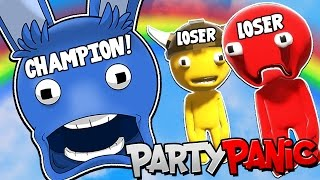 CHAMPION OF THE BEST MULTIPLAYER GAME!! | Party Panic [#2]