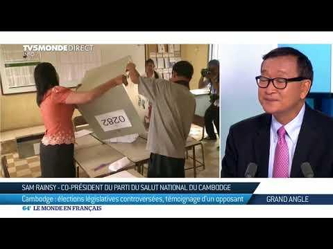 Sam Rainsy : À vaincre sans péril, on triomphe sans gloire