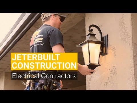 Electrical Repair | Jeterbuilt Construction | 530-378-0803
