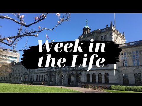 Week In The Life | Cardiff University 2018